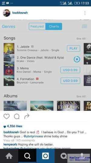 "YBNL Princess, Temi, First Single, ""Jabole"", For YBNL Nation Beats Wizkid And Drake"